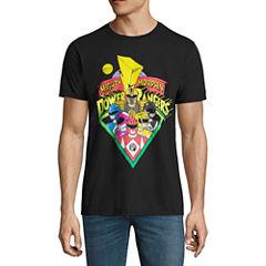 Power Rangers Short Sleeve Power Rangers Graphic T-Shirt