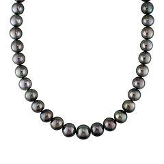 11-13mm Genuine Tahitian Pearl 18