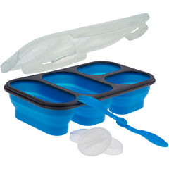 Smart Planet Portion Perfect Collapsible Meal Kit