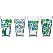 Sagaform® Fantasy Set of 4 Large Glasses