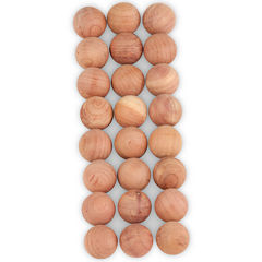 Honey-Can-Do® 120-pk. Cedar Balls