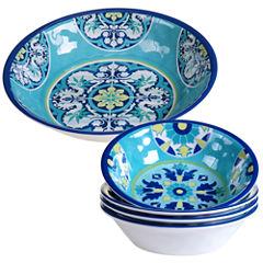 Certified International Granada Salad Bowl