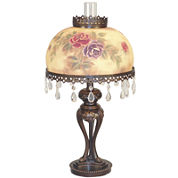 Dale Tiffany™ Tyler Rose Table Lamp