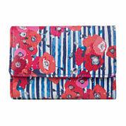 Mundi Amsterdam Poppy Stripe Wallet