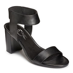 A2 by Aerosoles High Hat Womens Heeled Sandals