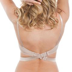 Ambrielle Adjustable Low Back Bra Strap Converter