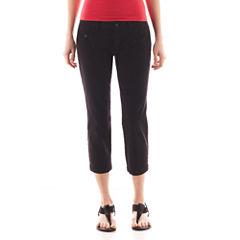 Arizona Schoolgirl Cropped Pants
