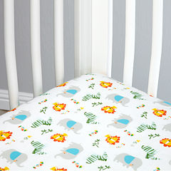 NoJo® Zutano Juba 2-pk. Sheet Set