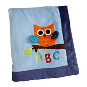 NoJo® by Jill McDonald ABC with Me Blanket