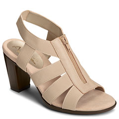 A2 by Aerosoles Grand Canyon Womens Heeled Sandals