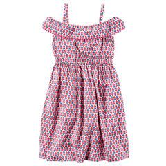 Carter's Sleeveless Dress - Toddler Girls