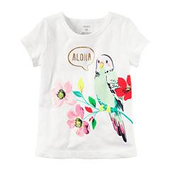 Carter's Graphic T-Shirt - Preschool Girls