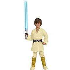 Star Wars Luke Skywalker Deluxe Child Costume - Small (4-6)