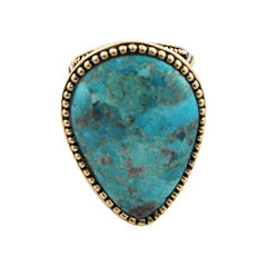 Art Smith by BARSE Turquoise Statement Ring