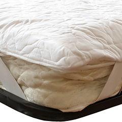 Science of Sleep® Memory Foam Sofa Bed Pillow-Top Mattress Pad