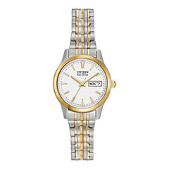 Citizen® Eco-Drive® Mens Expansion Band Watch EW3154-90A