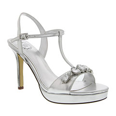 I. Miller Clarine T-Strap Platform Sandals