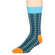 HS by Happy Socks™ Mens Crew Socks