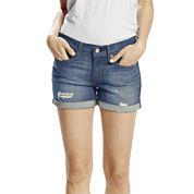 Levi's® Roll-Cuff Mid-Length Shorts