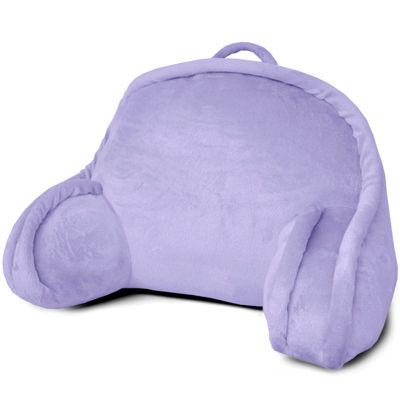 JCPenney Home™ Childrenu0027s Faux Mink Mini Backrest Pillow