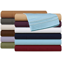 Hotel Collection Chain Link Microfiber Sheet Set