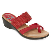 Yuu™ Pauline Slip-On Sandals