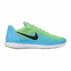 Nike Flex 2017 Run Girls Running Shoes - Big Kids