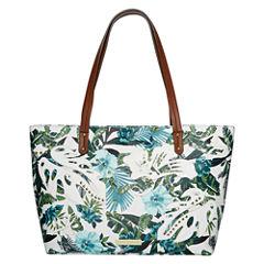 Liz Claiborne Jenna Tote Bag