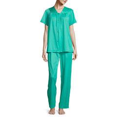 Vanity Fair Tricot Pant Pajama Set