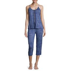 Ambrielle Capri Pajama Set