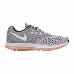 Nike Zoom Winflo 4 Womens Running Shoes