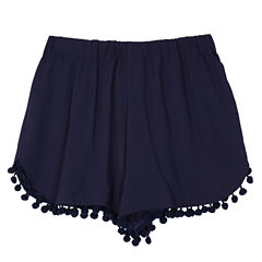 by&by girl Pull-On Shorts Big Kid Girls