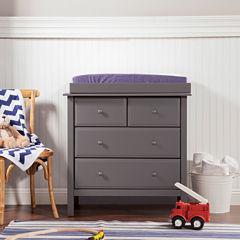 DaVinci Autumn 4-Drawer Nursery Dresser - Slate