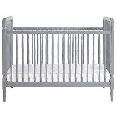 Million Dollar Baby Libery 3-in-1 Convertible Crib - Grey