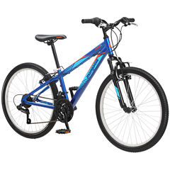 Mongoose Camrock 24Inch Boys ATB Mountain Bike