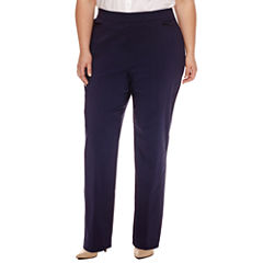 Worthington Slim Pants-Plus