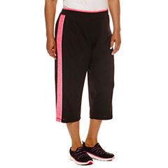 Made For Life Melange Mesh Capris - Plus (21