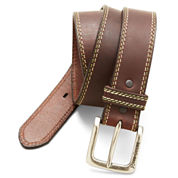 John Deere™ Buffalo Leather Bridle Belt
