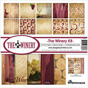 Reminisce 11-pc. Winery Collection Kit