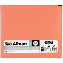 We R Memory Keepers® 3-Ring Leather Album