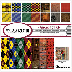Reminisce 15-pc. Wizard Collection Kit