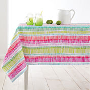 JCPenney Home™ Zig Zag Indoor/Outdoor Table Linen Collection