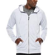 Adidas® Long-Sleeve Streetball Full Zip Hoodie
