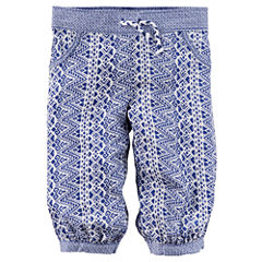 Carter's Pull-On Pants Girls