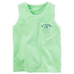 Carter's Sleeveless T-Shirt-Toddler Boys
