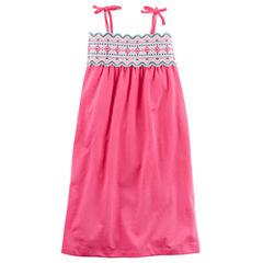 Carter's Sleeveless Summer Dress - Preschool Girls