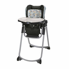 Graco Slim Spaces High Chair - Trail