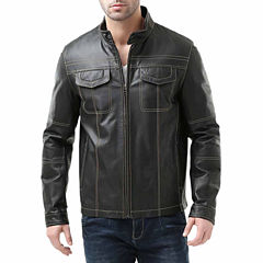 Zachary Motorcycle Jacket