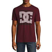 DC Short Sleeve Crew Neck T-Shirt