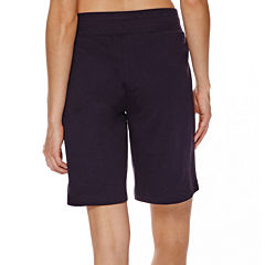 Made for Life™ French Terry Bermuda Shorts